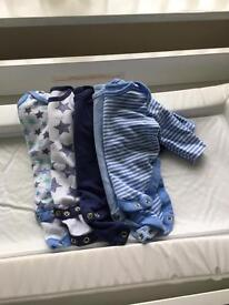 Boys up to 1 month bundle