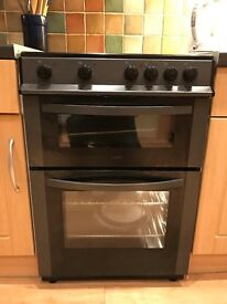 electric cooker for sale double oven/grill only 12 months old !! as new