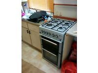 Gas Cooker - 500mm Wide