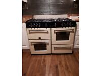 Belling farmhouse 110 range cooker - natural gas brand new