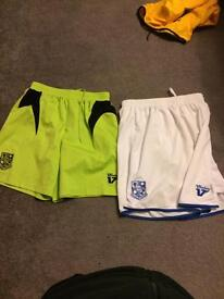 Tranmere Rovers shorts all good condition