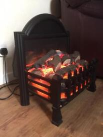 implex Opti Myst Log Effect Electric Fire