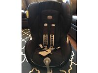 Group 1 Britax car seat