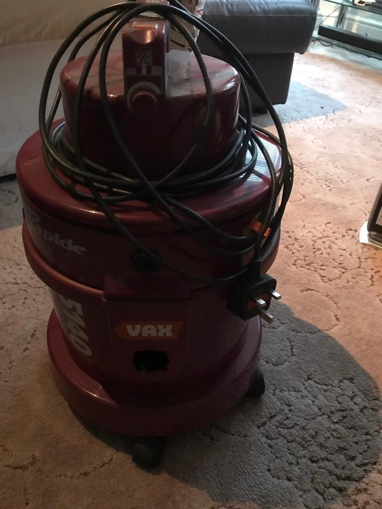 Vax Wet N Dry Carpet Cleaner, New Never Used