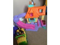 Disney fisherprice toys