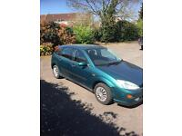 Ford Focus 1.6 automatic-mot-history-part exchange welcome