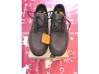 **BRAND NEW** TIMBERLAND CITY ENDURANCE MENS LEATHER SHOES UK7 EU 41 77574
