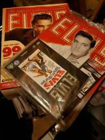 Elvis dvd collection