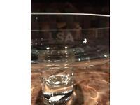 LSA Glass Space Comport - Stunning