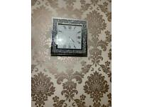 LOVELY LARGE CLOCK UNWANTED GIFT