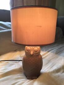 Bed Side Lamps x 2