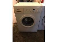 Bosch Maxx Digital Washing Machine Fully Working with 4 Month Warranty