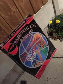 Brand new basket ball ring ( no ball)