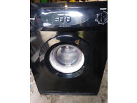 White Knight Vented dryer in Black