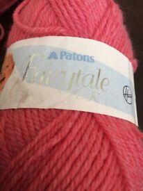 Knitting Yarn - Patons Fairytale