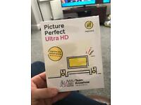 Picture perfect ultra HD TV