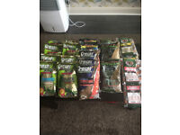 Large selection of match fishing ground bait brand new in bags