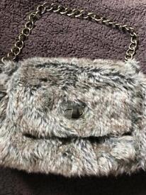 Miss Selfridge Girly handbag