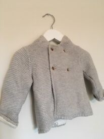 Marks and Spencer hooded cardigan