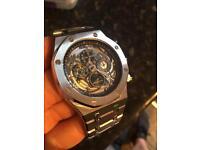 Audemars Piguet Royal Oak Calendar Skeleton Watch
