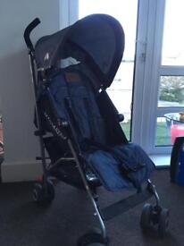 Maclaren Quest Stroller Denim (special edition)