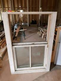New Timber Sash Window 107cm (W) x 157cm (H)