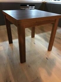 Wood Dining table: Next
