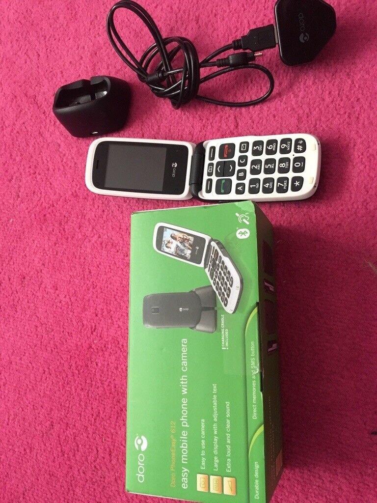 Doro phone easy 612