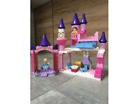 LEGO DUPLO SET 6154 Disney Princess: Cinderella's Castle