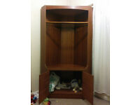 Good Condition Wooden Cabinet For Sale(Moving Home)