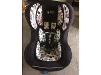 Child / baby car seat, 0-4 1/2years