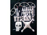 DJI Phantom 3 Advanced NEW with spare battery and loads of accessories and protection