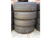 Vivaro / Traffic/ Primastar wheels/tyres