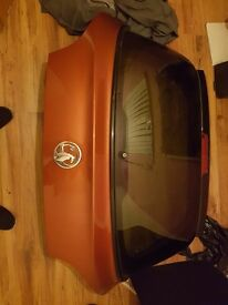 Vauxhall Adam Complete Tailgate Including switch mint part