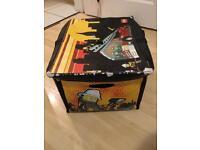 Lego soft storage boxes