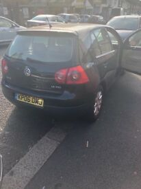 Automatic VW Golf Long MOT - £1000