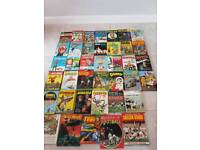 various annuals from 60s