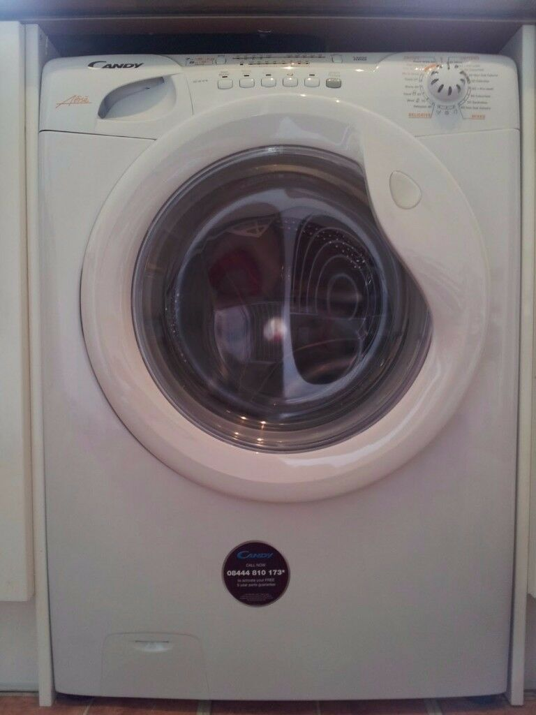 11 Candy GOW475 7+5kg 1400 Spin White Sensor Washer/Dryer 1 YEAR GUARANTEE FREE DEL N FIT