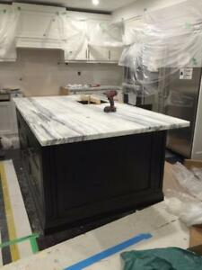 Marble, Granite, Quartz counter to, vanities top table top) good deal