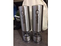 Salt and Pepper Grinders Marco Pierre White