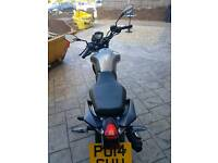Keeyway motorbike
