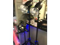 Dj lights set