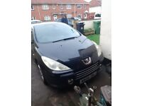 Peugeot, 307, Convertible, 2006, Manual, 1997 (cc), 2 doors