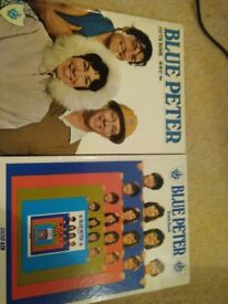 BLUE PETER ANNUALS FIFTH AND TENTH