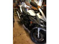 Yamaha FZS600 Fazer *with new rebuilt engine and 12 months MOT*