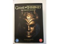 Game of Thrones Season 1-5 DVDs FAULTY