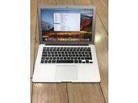 MacBook Air 13 inch 2014 8 GB RAM 128 GB SSD MINT CONDITION Like NEW