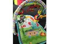 Fisher price 3 in 1 musical gym