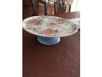 Cath Kidston cake stand