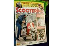 Scootering magazine x 20